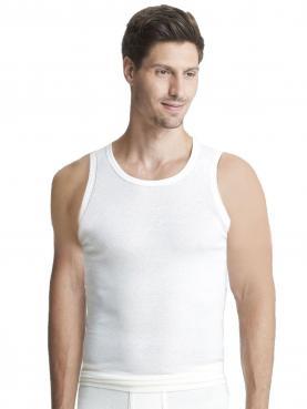 Angora-Herren Unterhemd 8010040