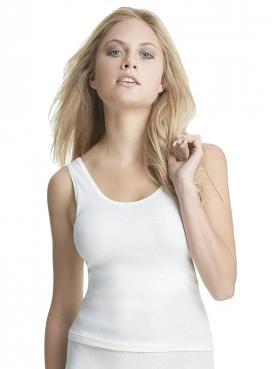 Angora Damen-Achselhemd 8010790