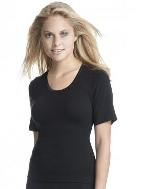 Angora-Damen-Unterhemd 1/2 Arm 8010810