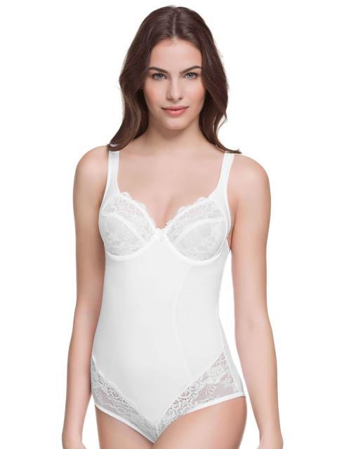 SUSA Body mit Bügel 6512, 75 C, weiß
