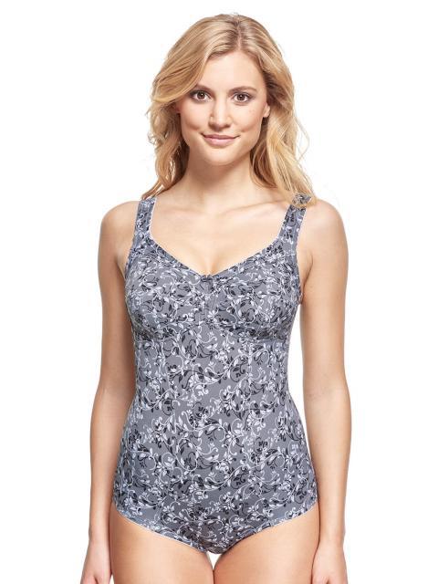 SUSA Body ohne Bügel 6571, 95 C, grau-silber grau-silber | C | 95