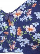 SUSA BH ohne Bügel limited 8187 Gr. 100 B in blau bedruckt 6